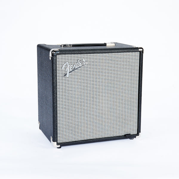 Fender Rumble 25 Bass Amp Front