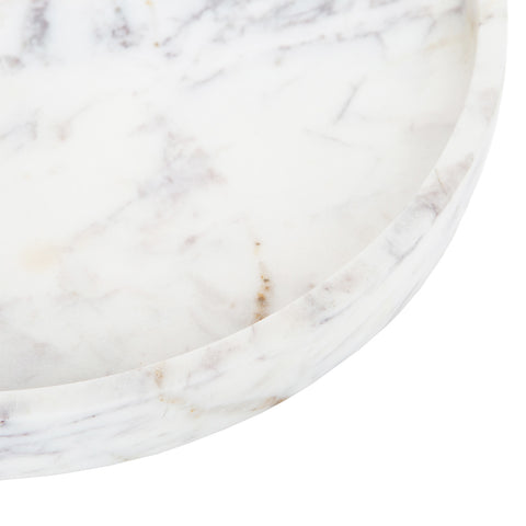 Marble Grande Round Tray
