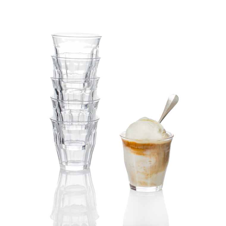 Bistro Glass (Clear), Set of 6