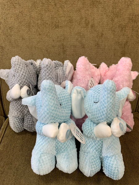 Plush Praying Animals