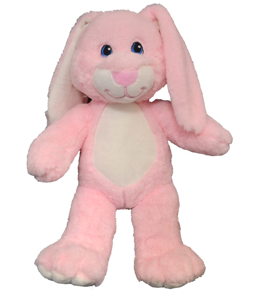 """Hippity"" the Pink Bunny"