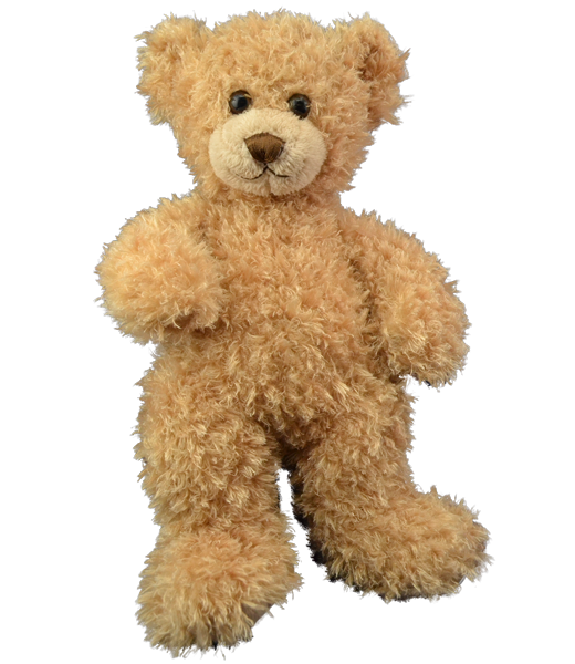 """Butterscotch"" the Bear"