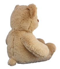 "16 INCH ""BROWN PATCHES"" BEAR"