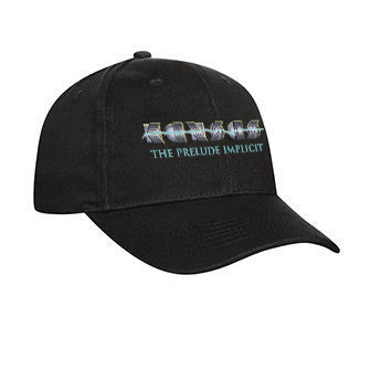 The Prelude Implicit Hat (Black)