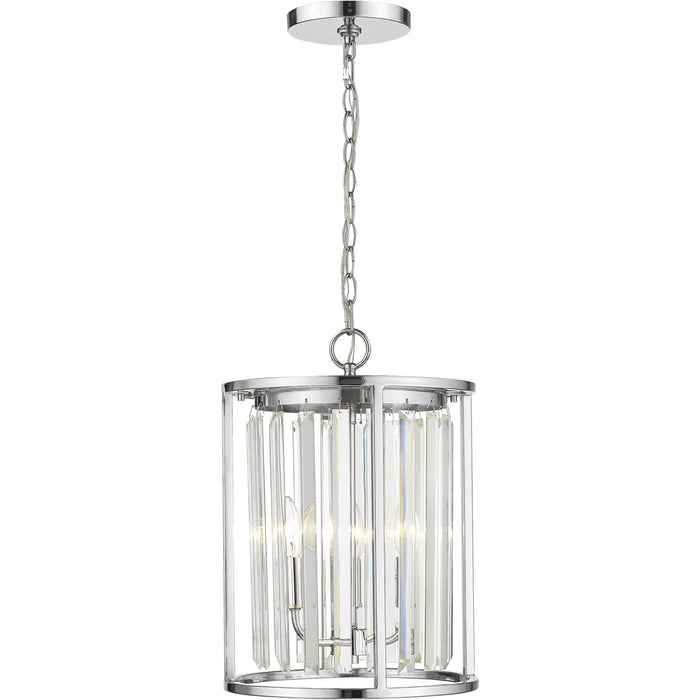 Monarch Chrome Chandelier - Chandelier