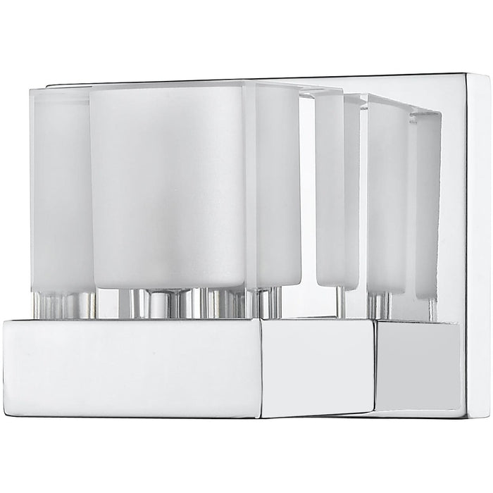 Fallon Chrome Wall Sconce - Wall Sconce