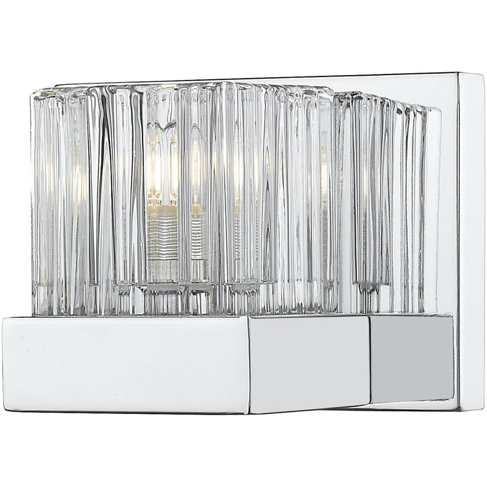 Fallon Chrome LED Wall Sconce - Wall Sconce