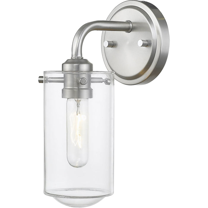 Delaney Brushed Nickel Wall Sconce - Wall Sconce