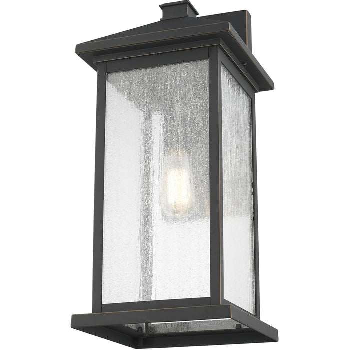 Portland Oil Rubbed Bronze Outdoor Wall Sconce - Outdoor Wall Sconce
