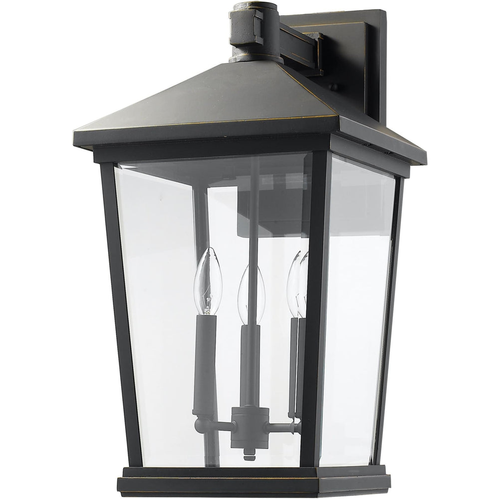 Beacon Oil Rubbed Bronze Outdoor Wall Sconce - Outdoor Wall Sconce