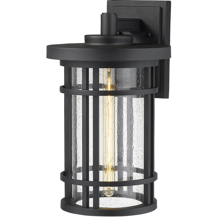 Jordan Black Outdoor Wall Sconce - Outdoor Wall Sconce