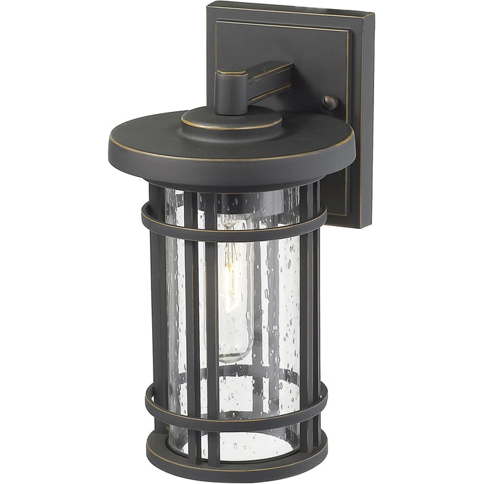 Jordan Oil Rubbed Bronze Outdoor Wall Sconce - Outdoor Wall Sconce