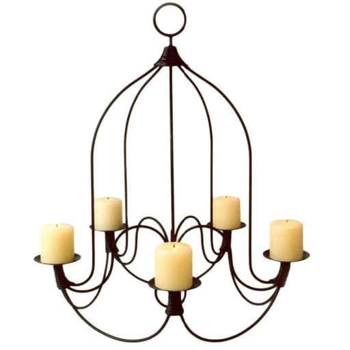 Durum Candle Chandelier