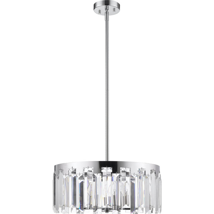 Cormac Chrome Chandelier - Chandelier
