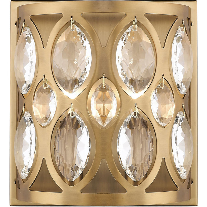 Dealey Heirloom Brass Wall Sconce - Wall Sconce