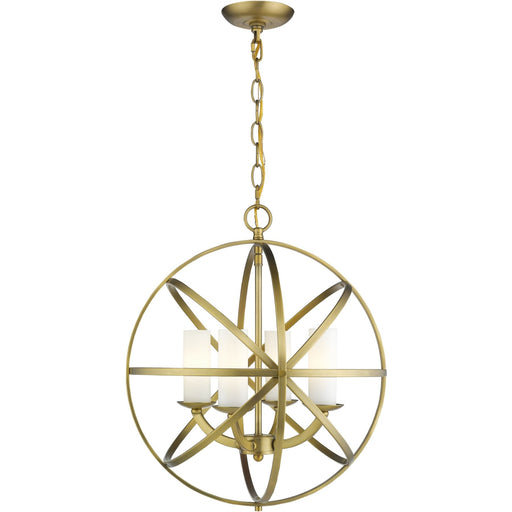 Aranya Heirloom Brass Wall Sconce - Wall Sconce