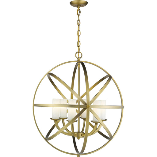 Aranya Heirloom Brass Island/Billiard - Island/Billiard