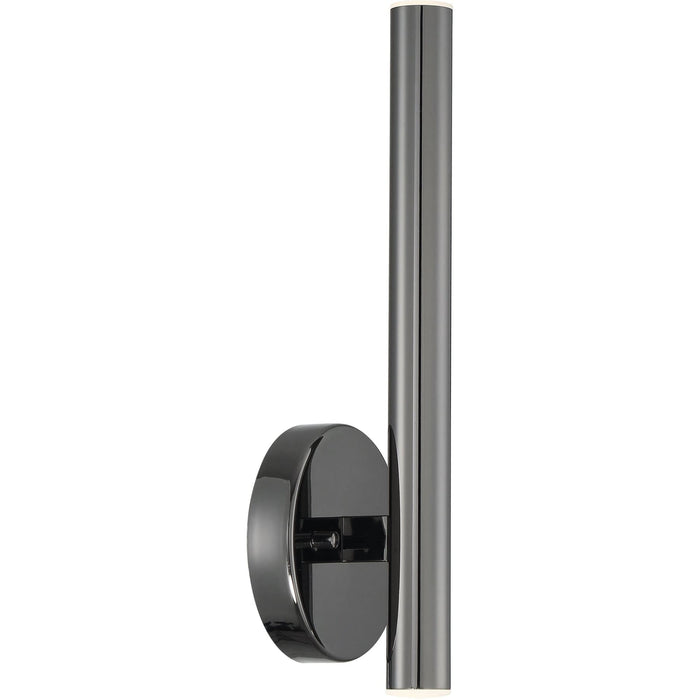 Forest Pearl Black LED Wall Sconce - Wall Sconce
