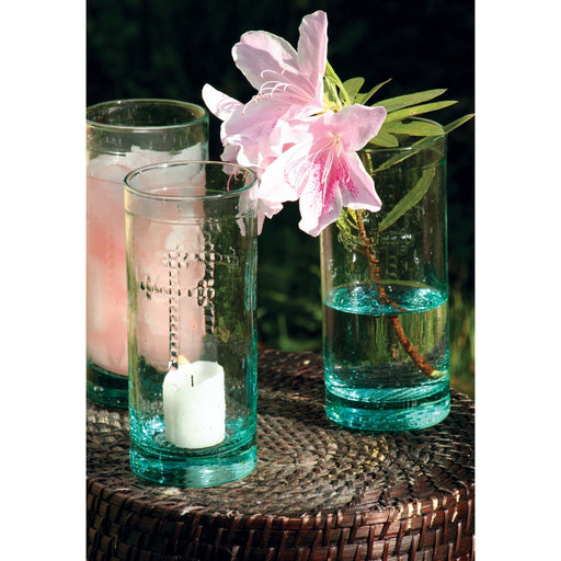 Rustic Glass Drinkware - Glassware_Water