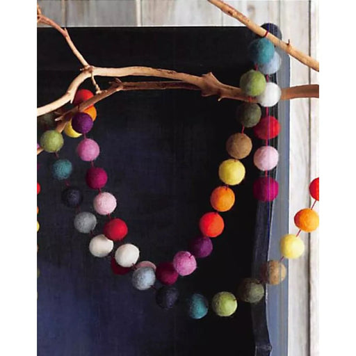 Jubilee Wool Felt Large Garland