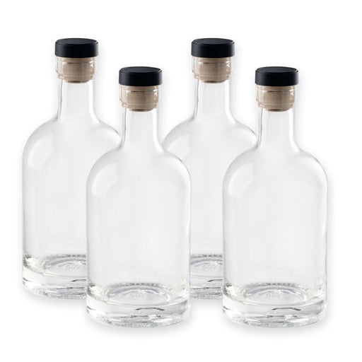 Spirits Bottles 375ml 4 Pack - Spirits Bottles_375ml