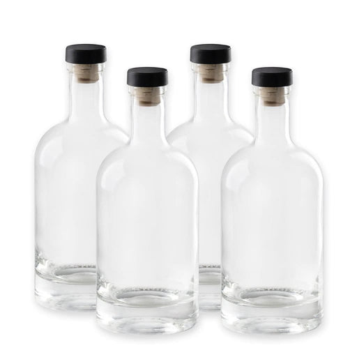 Spirits Bottles 750ml 4 Pack - Spirits Bottles_750ml