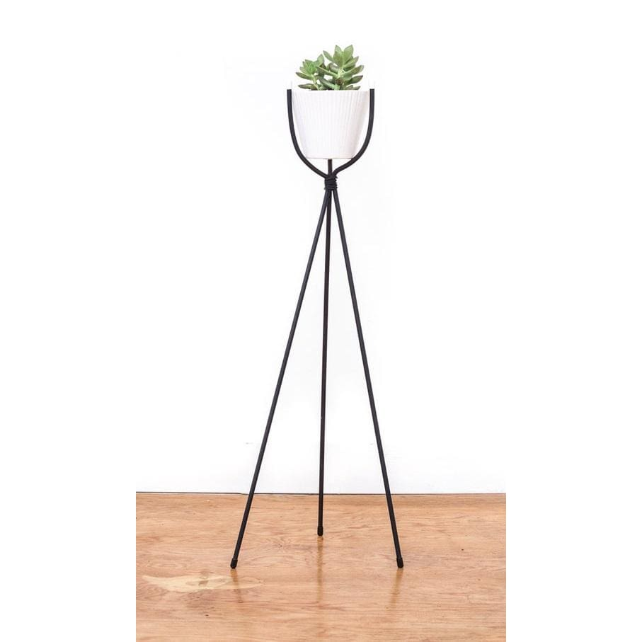 Standing Trident Planter - Planters_Standing