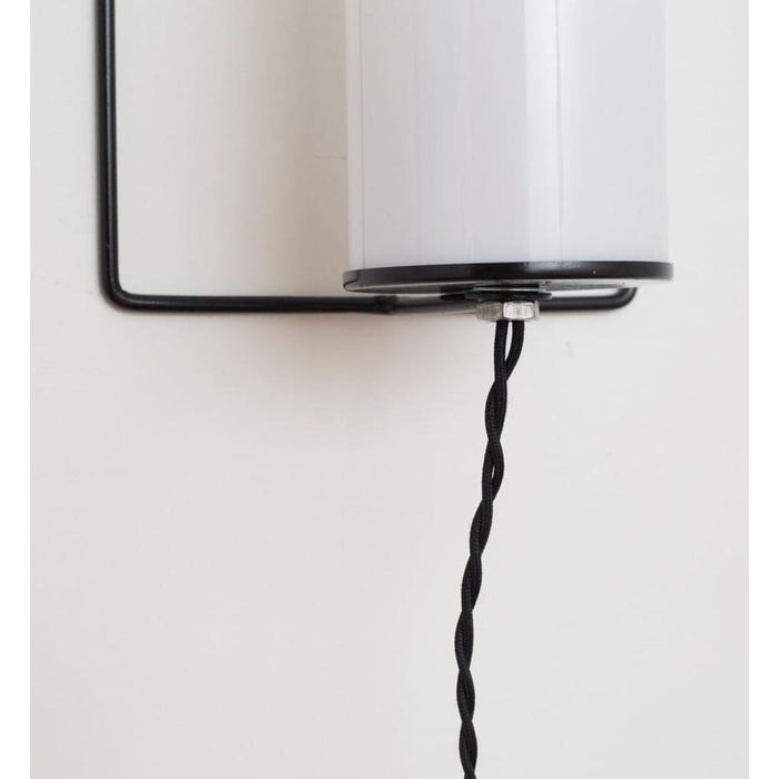 White Rectangle Wall Light - Lighting_Wall
