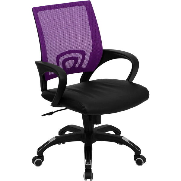 Cool Desk Chairs Purple Computer Desk Chair