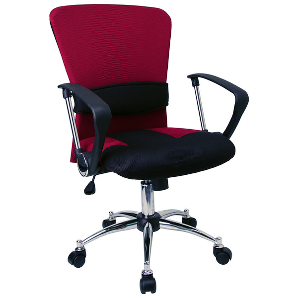 Cool Desk Chairs Red Contemporary Office Chairs
