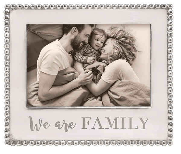 WE ARE FAMILY 5x7 Frame
