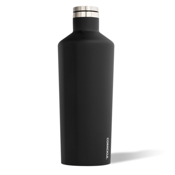 60 oz Matte Black Canteen