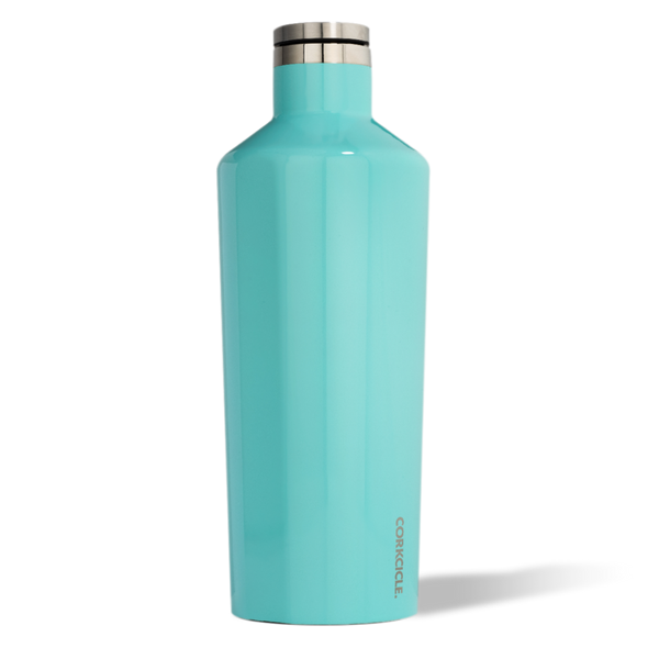 60 oz Turquoise Canteen
