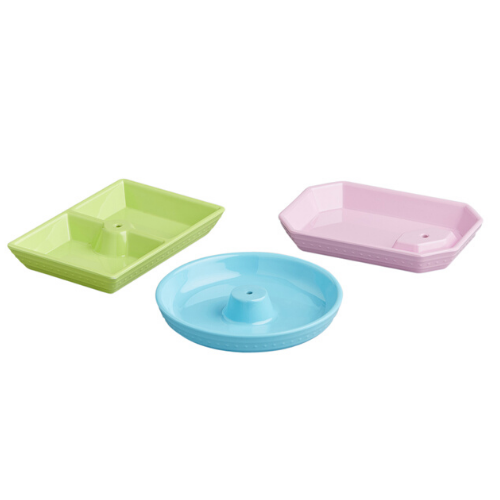 Dainty Dishes Set - Melamime