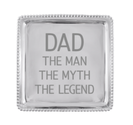 Dad Catchall Tray
