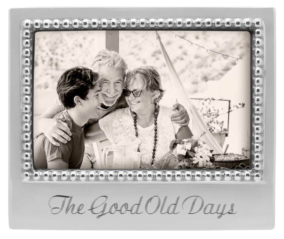The Good Old Days Mariposa Beaded Statement Frame