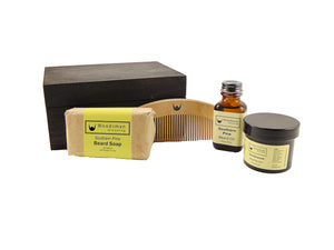Presidential Beard Kit Gift Set