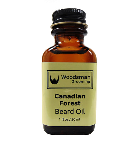 Canadian Forest Beard Oil