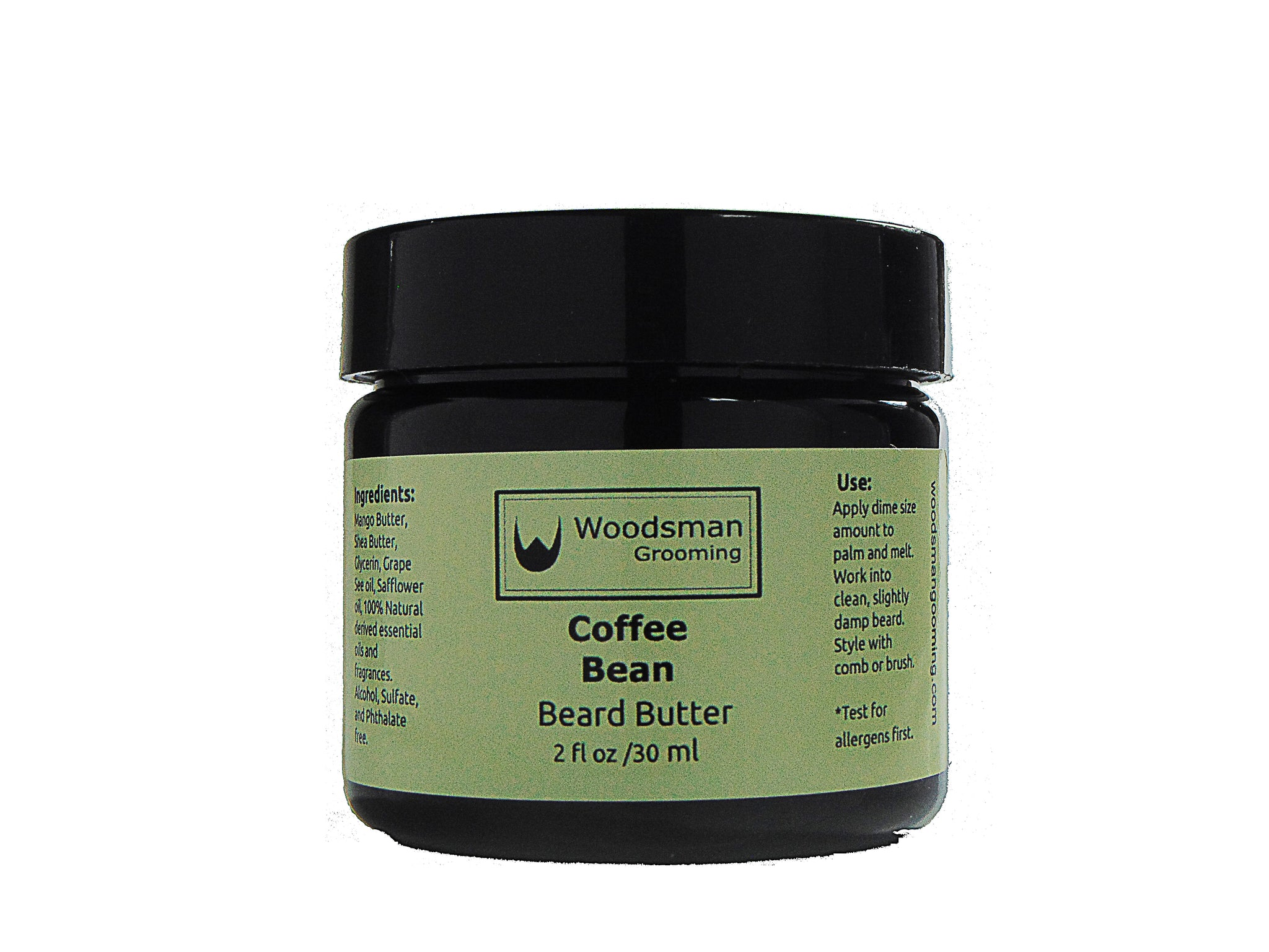 coffee beard butter