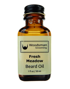 Fresh Meadow Beard Oil