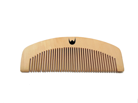 large wooden comb