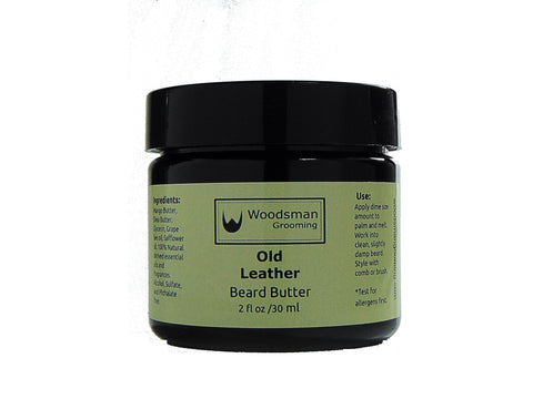 Old Leather Beard Butter