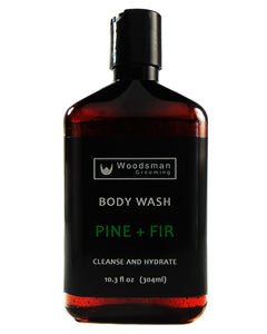 Pine And Fir Body Wash