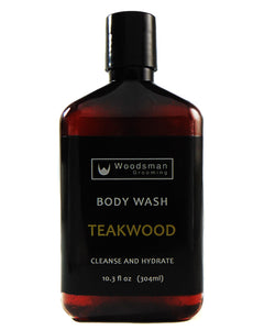 Teakwood Body Wash