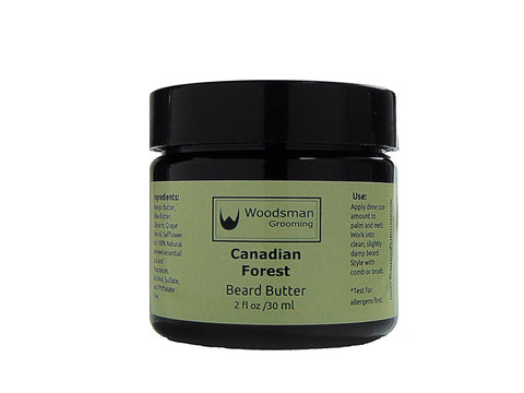 Canadian Forest Beard Butter