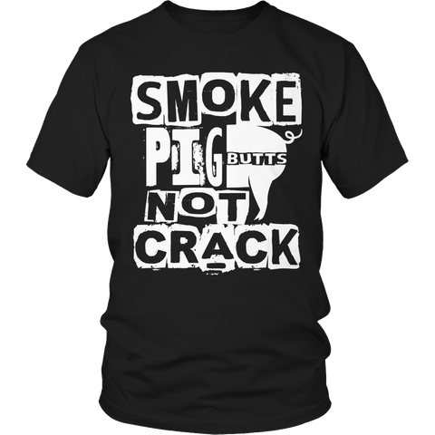 Limited Edition - Smoke Butts, Not Crack