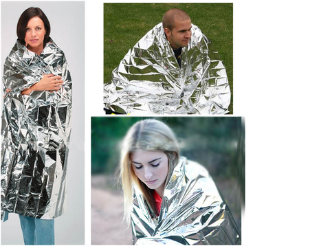 Camping Portable Emergency Blanket