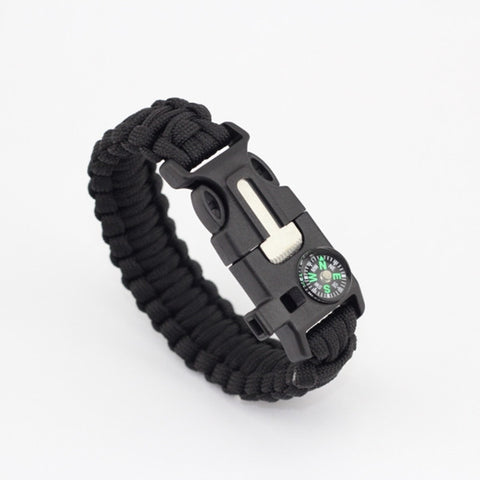 Paracord Survival Bracelet Kits