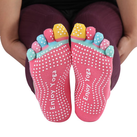 Yoga/Pilates Sports Toe Socks