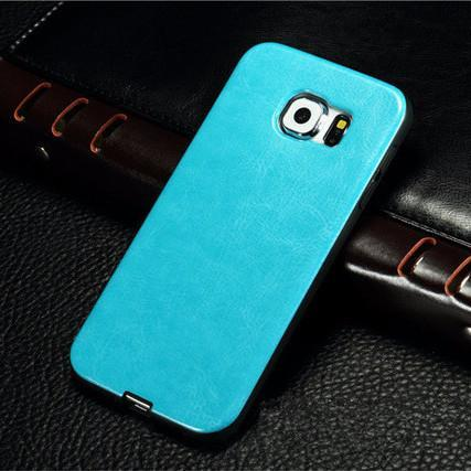 Samsung - Vintage Leather Pattern Case
